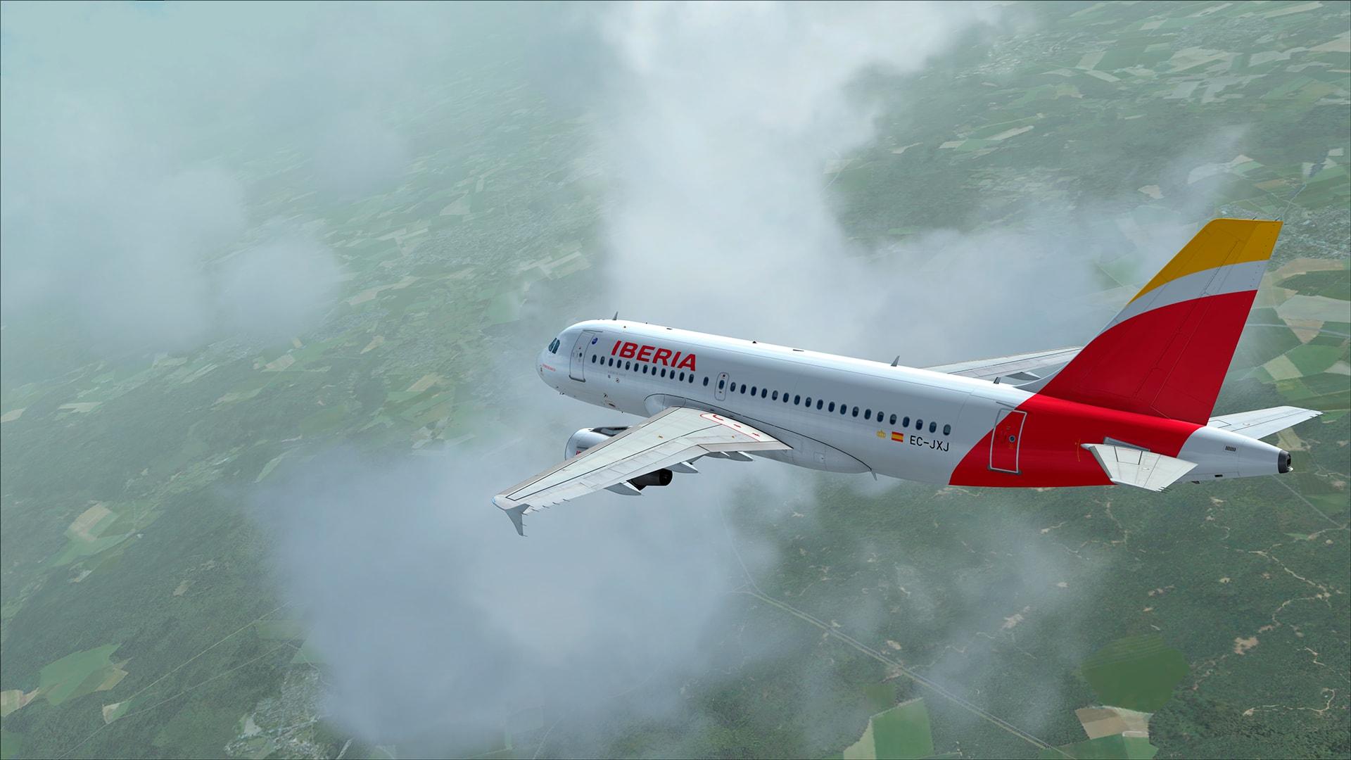 Zboruri de la Madrid la Geneva cu Iberia