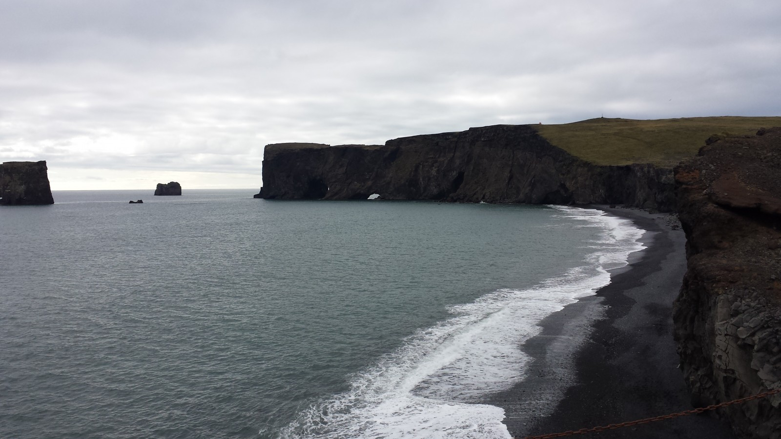 Поездка в Исландию